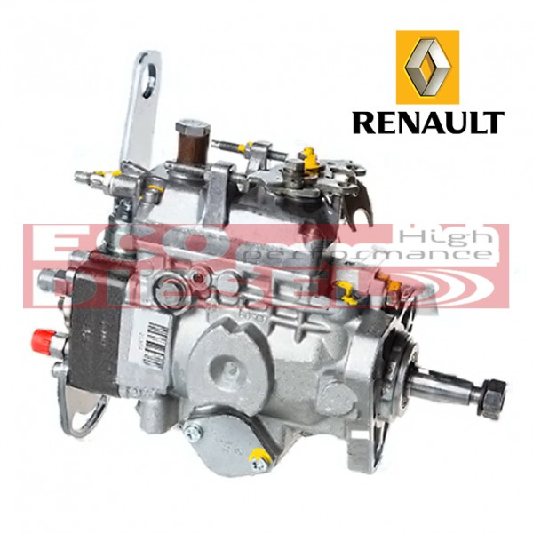 Αντλία Πετρελαίου RENAULT Kangoo - Clio - Megane 1,9 cc / Κιτ τροποποιημένη μηχανική αντλία πετρελαίου κατασκευασμένη εξ ολοκλήρου με καινούρια υλικά της Bosch για αλλαγή της ηλεκτρονικής αντλίας Delphi 8640A111B. ΓΡΑΠΤΗ ΕΓΓΥΗΣΗ 2 ΕΤΗ!!!