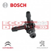 Bosch Common Rail Injector Backleak Connector CITROEN / PEUGEOT 1,4 - ECO-2013BSCPCK2