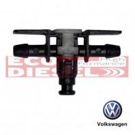 Volkswagen VW Crafter Plastic Connector T - VOLKSWAGEN VW - ECO-VWCRFTR2