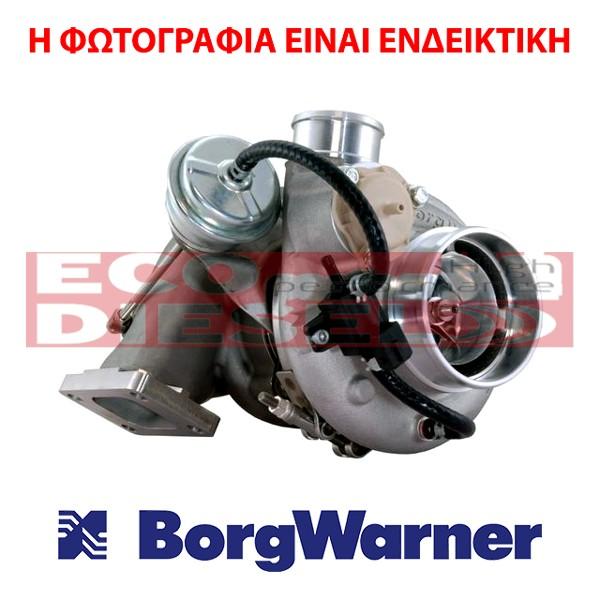 Hyundai H-1 Starex - Τουρμπίνα πετρελαίου - 53039880143 / 53039700143 / 53039880126 / 53039700126 / 28200-4A450 / 282004A450